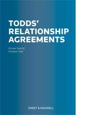 Todds' Relationship Agreements