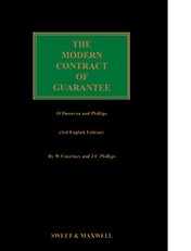 Modern Contract of Guarantee, The