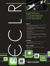 European Competition Law Review