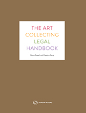 Art Collecting Legal Handbook, The