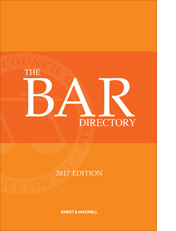 Bar Directory 2017, The