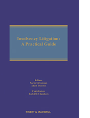 Insolvency Litigation: A Practical Guide