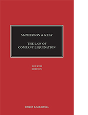 McPherson & Keay's Law of Company Liquidation