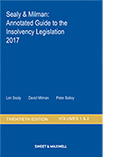 Sealy & Milman: Annotated Guide to the Insolvency Legislation 2017