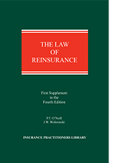 Law of Reinsurance, The