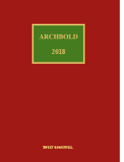 Archbold: Criminal Pleading, Evidence and Practice 2018