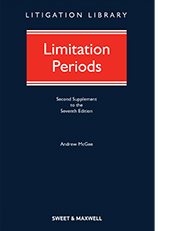 Limitation Periods