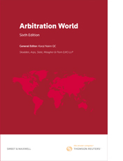 Arbitration World